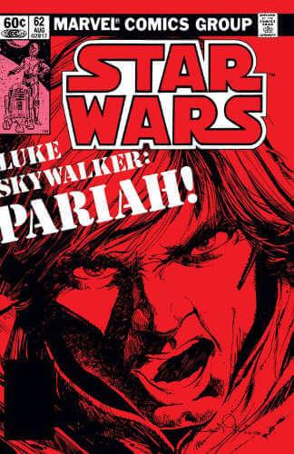 Star Wars (1977) #62: Pariah!