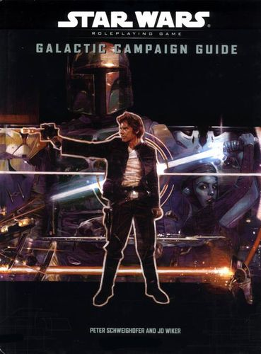 Star Wars Roleplaying Game: Galactic Campaign Guide