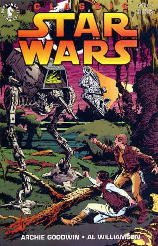 Classic Star Wars #01: The Bounty Hunter Of Ord Mantell
