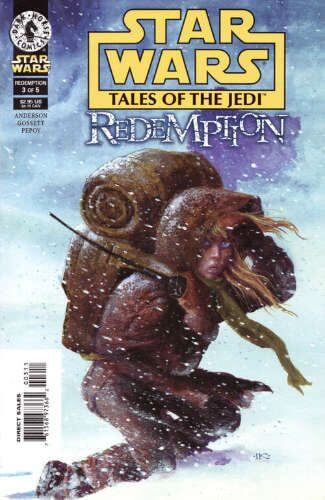 Tales of the Jedi: Redemption #3: Homecoming
