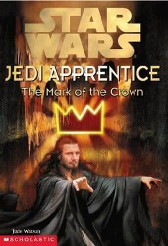 Jedi Apprentice 04: The Mark of the Crown