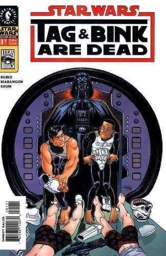 Tag & Bink Are Dead #1
