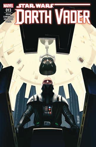 Darth Vader: Dark Lord of the Sith 13: Burning Seas Part I