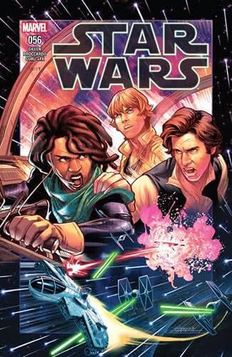 Star Wars (2015) #56: The Escape Part I