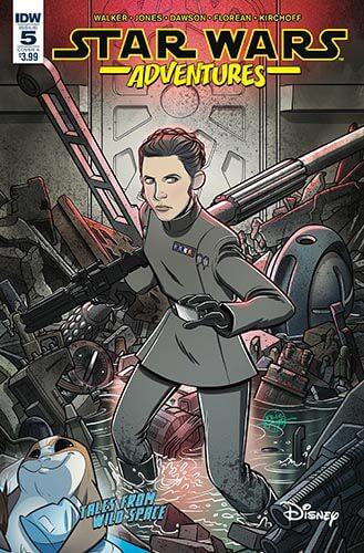 Star Wars Adventures (2017) #05