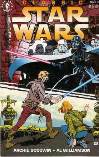 Classic Star Wars #04: The Serpent Masters