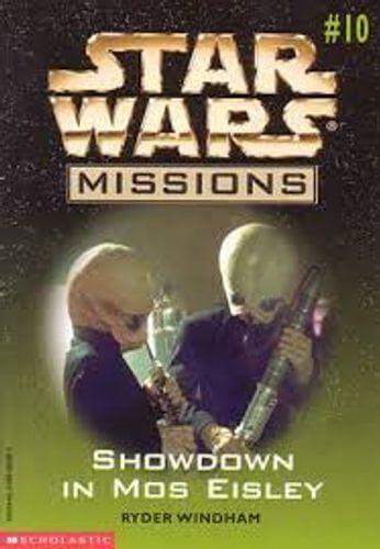 Star Wars Missions 10: Showdown in Mos Eisley