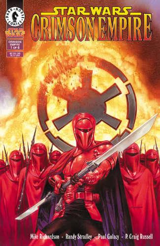 Crimson Empire #1