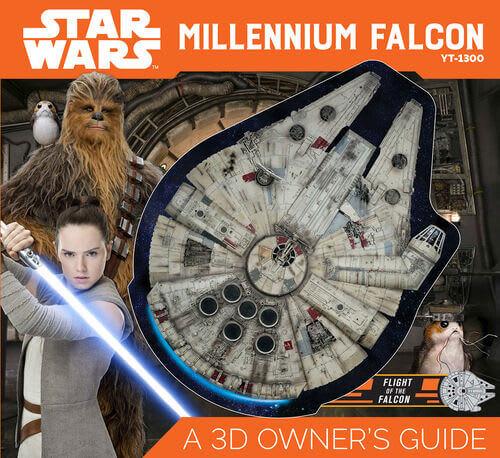 Millennium Falcon: A 3-D Owner's Guide
