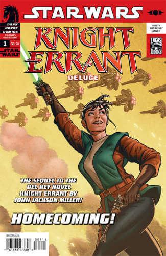 Knight Errant: Deluge #1
