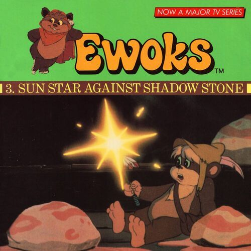 Sun Star Against Shadow Stone