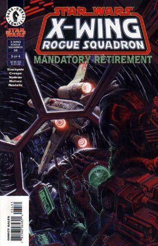 X-Wing Rogue Squadron #34: Mandatory Retirement, Part 3