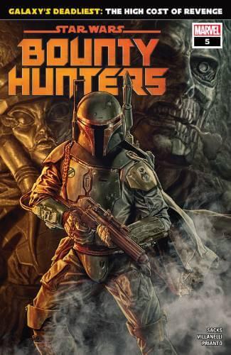 Bounty Hunters #05