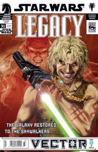 Legacy #31: Vector, Part 12