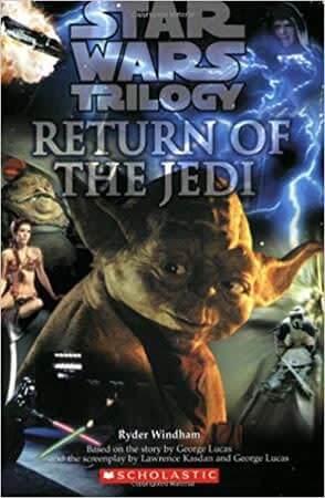 Star Wars Episode VI: Return of the Jedi (YA)