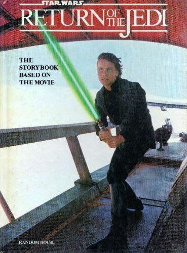 Return of the Jedi Storybook