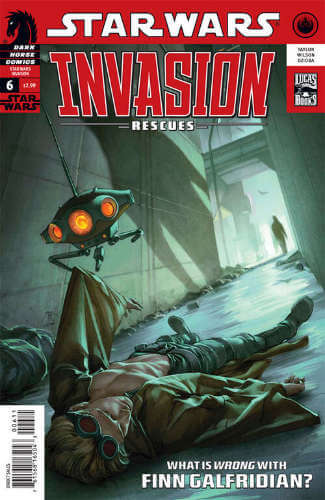Invasion: Rescues #6