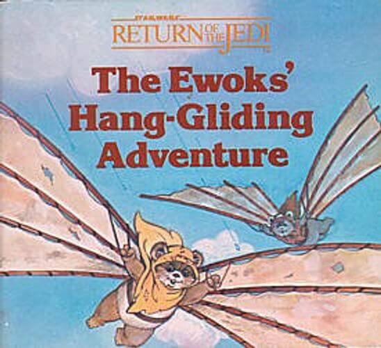 The Ewoks' Hang-Gliding Adventure