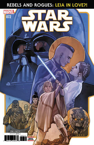 Star Wars (2015) #72: Rebels and Rogues, Part V