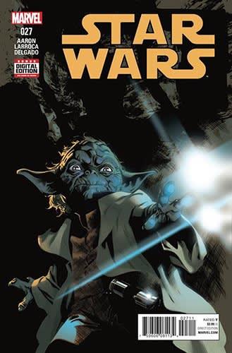 Star Wars (2015) #27: Yoda's Secret War, Part II