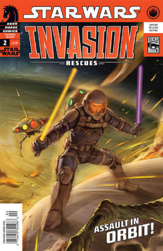 Invasion: Rescues #2