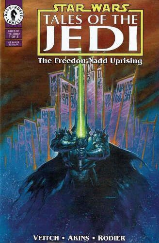 Tales of the Jedi: The Freedon Nadd Uprising #1