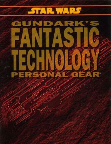Gundark's Fantastic Technology: Personal Gear