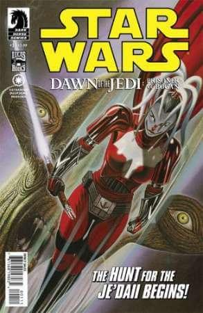 Dawn of the Jedi: The Prisoner of Bogan #1