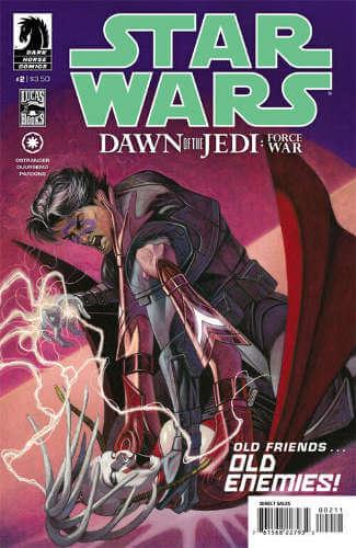 Dawn of the Jedi: Force War #2