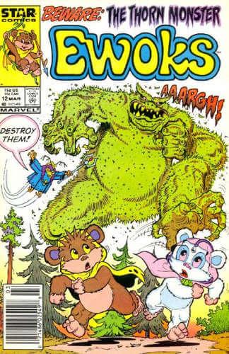 Ewoks #12: The Thorn Monster