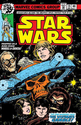 Star Wars (1977) #19: The Ultimate Gamble