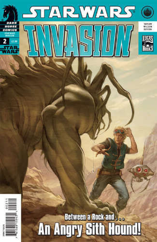 Invasion: Refugees #2