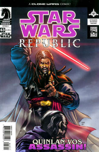 Republic #63: Striking from the Shadows