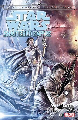 Shattered Empire, Part III