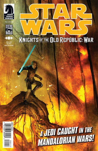 Knights of the Old Republic: War #1