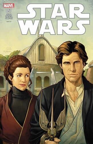 Star Wars (2015) #57: The Escape Part II