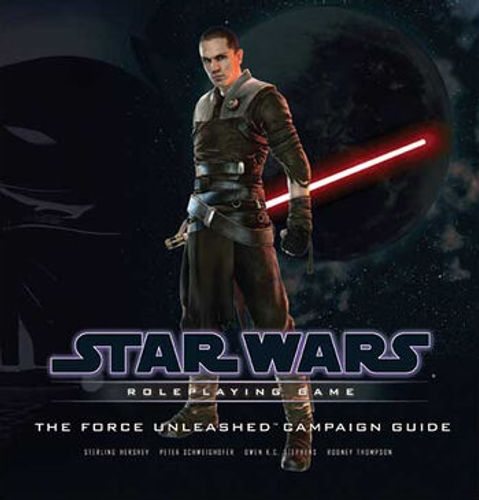 Star Wars Roleplaying Game: The Force Unleased Campaign Guide