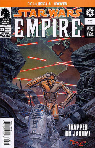 Empire #33: In the Shadows of Their Fathers, Part 4