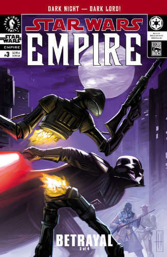 Empire #03: Betrayal, Part 3