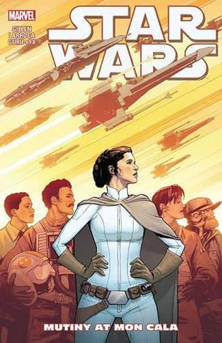 Star Wars (2015) Vol. 8: Mutiny At Mon Cala (Trade Paperback)