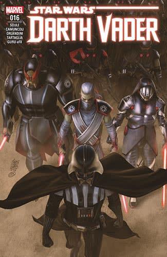 Darth Vader: Dark Lord of the Sith 16: Burning Seas Part IV