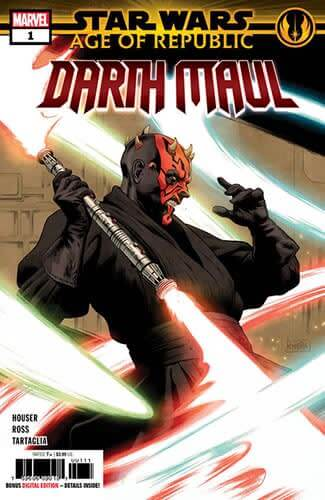 Age Of Republic: Darth Maul