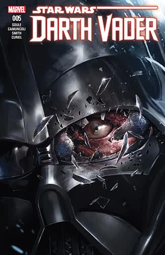 Darth Vader: Dark Lord of the Sith 05: The Chosen One, Part V