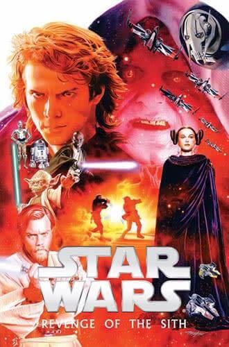 Episode III: Revenge of the Sith (Hardcover)