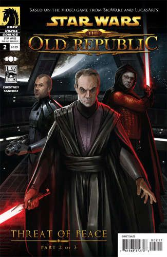 The Old Republic #2: Threat of Peace, Part 2