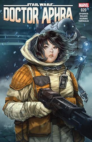 Doctor Aphra (2016) #20: The Catastrophe Con, Part I