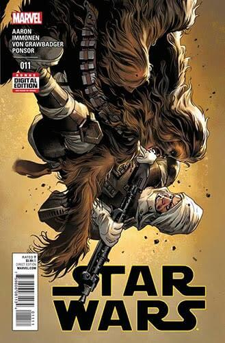 Star Wars (2015) #11: Showdown on the Smuggler's Moon, Part IV