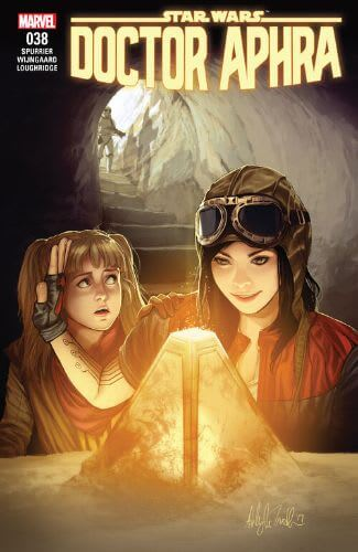 Doctor Aphra (2016) #38: A Rogue's End Part II