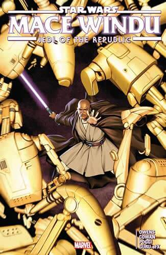 Jedi of the Republic: Mace Windu (Trade Paperback)