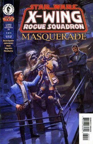 X-Wing Rogue Squadron #30: Masquerade, Part 3